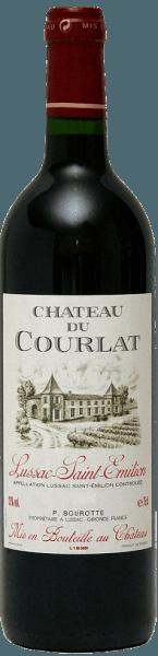 Château du Courlat Lussac Saint-Èmilion AOC 2013 - Jean-Baptiste Audy