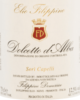 Preview: Sori Capelli Dolcetto d'Alba DOC 2019 - Elio Filippino