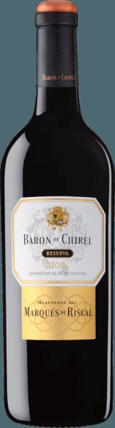 Baron de Chirel Reserva Rioja DOCa 2014 - Marqués de Riscal