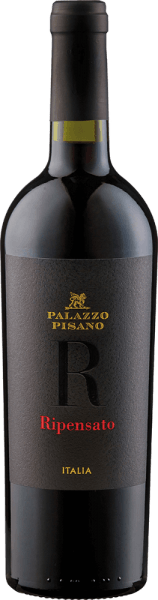 The Ripensato R IGT by Palazzo Pisano appears in the glass in an intense cherry red and unfolds spicy aromas of dried fruits and dark berries. On the palate, the fine tannins are noticeable, which help this red wine from Italy to its richness and velvetiness. Food recommendation for the Ripensato R IGT by Palazzo Pisano Enjoy this dry red wine with strong dishes of pork and beef, roasts in dark sauces, grilled meat as well as lamb and game. Awards for the Ripensato R IGT by Palazzo Pisano Berliner Winetrophy: Gold (Jahrgänge 2008, 2010, 2013)