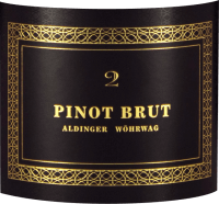 Preview: Pinot Brut 2 Sekt - Aldinger - Wöhrwag