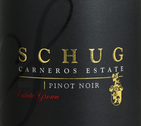 Schug Winery's Pinot Noir Estate Grown is one of Schug's Heritage Reserve wines - only vintage wines with exceptional complexity and very long shelf life are included. In the glass, this pure red wine presents itself in a dense purple with violet reflections. The intense bouquet exudes strong aromas of ripe cherries, rose petals and some cherry liqueur. The palate is pampered by expressive notes of black cherries and cranberry, underlined by hints of lavender and some spice and tobacco. The body of this red wine convinces with a complex structure and perfectly integrated tannins. The finale is wonderfully balanced, round and unforgettable long. Vinification of Schug Pinot Noir Estate Grown After the very careful hand-picking of the Pinot Noir grape, these are immediately taken to the winery. There, the harvested material is strictly selected and only the best grapes are used for this red wine. The mash is then fermented in a stainless steel tank. For the wonderful nuances of spice and tobacco and the perfect tannin structure, the expansion in the wood ensures. This wine is made exclusively in the best French oak barriques. Wood removal takes at least 16 months. Food recommendation for Estate Grown Pinot Noir by Schug Enjoy this dry red wine from California for very special festivities - especially with dishes with duck breast or lamb, this wine is the perfect choice. Awards for Schug Heritage Reserve Pinot Noir James Suckling: 92 points for 2014 Beverage Testing Institute: 91 points for 2014