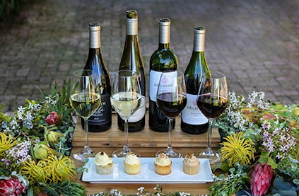 Genuss mit Delheim Weinen