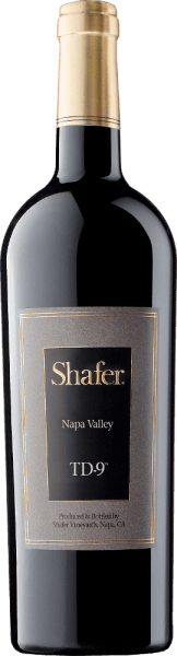 TD-9 2018 - Shafer Vineyards