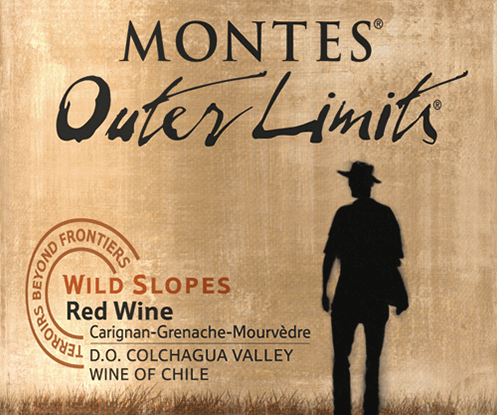 Montes Outer Limits CGM is a wonderful red wine cuvée made from the Carignan (50%), Grenache (30%) and Mourvèdre (20%) grape varieties. The grapes for this wine grow in the Chilean wine-growing regionValle de Colchagua. In the glass, this red wine shines a shiny ruby red. The bouquet surrounds the nose with aromas of ripe wild berries, juicy blueberries and fresh cherries. In addition, the finest nuances of figs and cinnamon are accompanied by subtle wood notes in the background. Also fine dried spices, such as thyme, skilfully underline the fruity bouquet. This red wine convinces the palate with an elegantly silky character, gently ripened tannins and medium body. The fullness of the fruit harmonizes wonderfully with the juicy acidity and the fine spiciness. This Chilean white wine concludes with a long and balanced final with beautiful freshness. Vinification of the Outer Limit CGM At the end of March, the grapes in the Valle de Colchagua are harvested by hand for this Chilean red wine. The vines grow in terraces and steep slopes up to 55 degrees gradient. After careful harvesting, the harvested material is carefully selected in the Montes wine cellar and fermented separately by grape variety. After the fermentation process is complete, 40% of this wine is aged for 12 months in French oak barriques (100% new wood). The other 60% continue to rest in stainless steel tanks. After ageing, the grape varieties are ground to the final blend and filled onto the bottle. This red wine rests a little further on the bottle before it leaves the wine cellar. Food recommendation for the CGM of Montes Outer Limits This dry red wine from Chile harmonizes perfectly with all dishes with lamb or beef. Also recommended is this red wine with matured cheese, duck or suckling pig. Awards for Montes Outer Limits CGM Robert M. Parker - Wine Advocate: 92 points for 2016