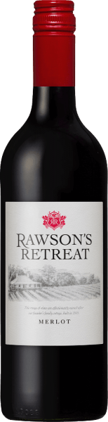 Merlot 2018 - Rawson's Retreat