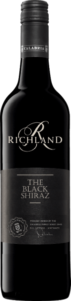Richland Black Shiraz 2019 - Calabria Family Wines