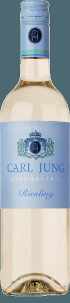 Riesling feinherb alkoholfrei - Carl Jung