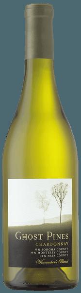Chardonnay 2018 - Ghost Pines von Ghost Pines