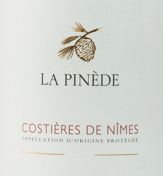 Picard Vins & Spiritueux's La Pinède Costières de Nîmes AOC is a wonderful red wine cuvée vinified from Grenache (70%), Syrah (20%) and Mouvedre (10%). In the glassshows up in a dense, intense ruby red with violet tones. The rich, fruity and aromatic bouquet offers aromas of fresh raspberries, juicy cherries, boiled fruits (blackberries, blackcurrants) and spices such as pepper and liquorice. On the palate, this French red wine is round, elegant and velvety, with a delicately integrated tannin structure, a good body and a long presence in the final. Vinification ofPicard La Pinède Costières de Nîmes The manually harvested fully ripe grapes from Picard Vins & Spiritueux are first destemmed, mixed and the resulting mash fermented under temperature control in stainless steel tanks. Then the mash is squeezed and this red wine matures for a while in the tanks before it is filled into the bottle. Food pairingPicard Vins & SpiritueuxCostières de NîmesLa Pinède We recommend this dry red wine from France with grilled and fried meat, medium-strength cheese or just enjoy this wine solo.