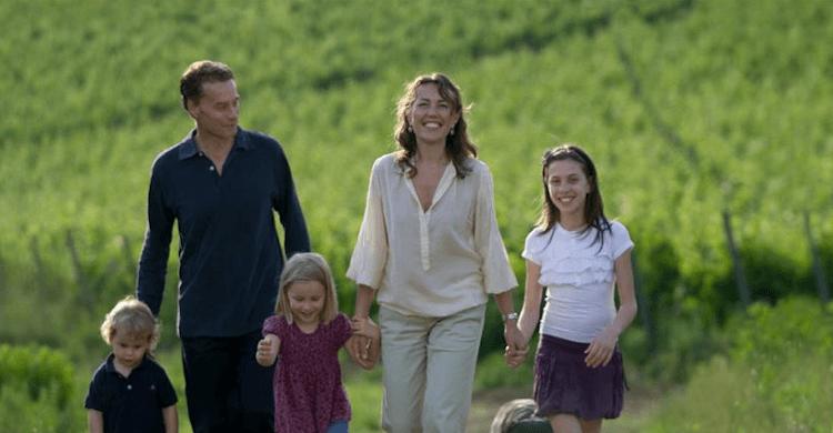 Die Familie Antonini von Poggiotondo