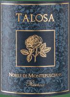 Preview: Vino Nobile di Montepulciano Riserva DOCG 2015 - Fattoria della Talosa