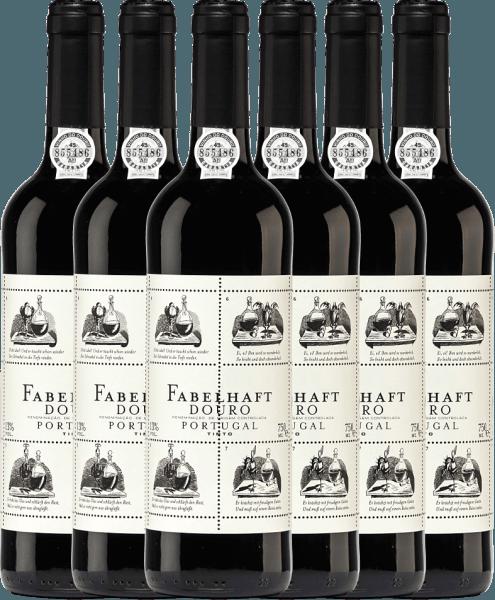 6er Paket - Fabelhaft Tinto Wein DOC Douro  Niepoort