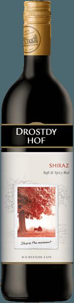 Shiraz Western Cape WO 2018 - Drostdy-Hof