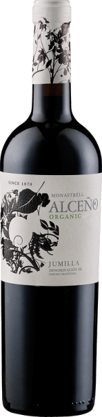 Alceño Organic DOP 2018 - Pedro Luis Martinez