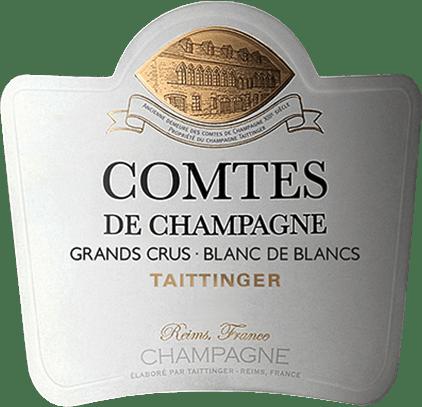 Comtes de Champagne Blanc de Blancs 2007 - Champagne Taittinger von Champagne Taittinger