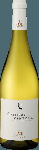Classique Blanc Ventoux AOC 2019 - Marrenon