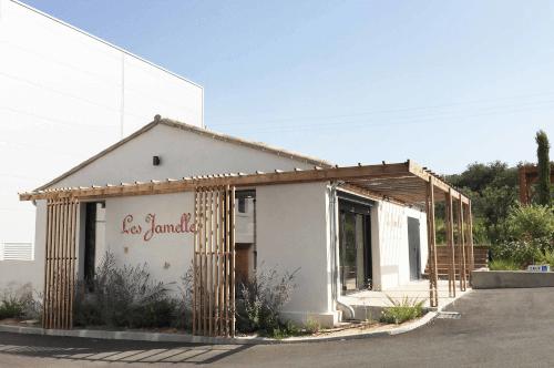 Das Weingut Les Jamelles in Languedoc