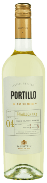 The Chardonnay by Portillo is revealed in the glass in a bright yellow with greenish reflections. The delicious aromas of citrus, ripe pineapple and crisp apple unfold. This round Chardonnay from Argentina delights on the palate with its fine acidity, mineral notes and the long finale. Food recommendation for the Portillo Chardonnay Enjoy this dry white wine as an aperitif, with antipasti or grilled fish.
