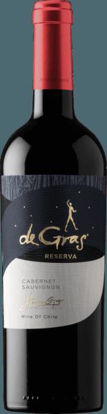 De Gras Cabernet Sauvignon Reserva 2019 - Viña MontGras