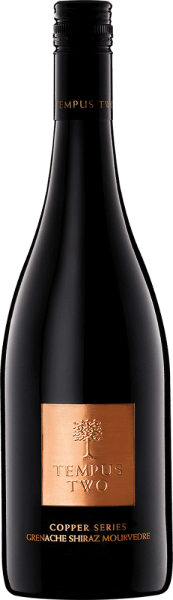 Copper Series Grenache Shiraz Mourvédre 2017 - Tempus Two