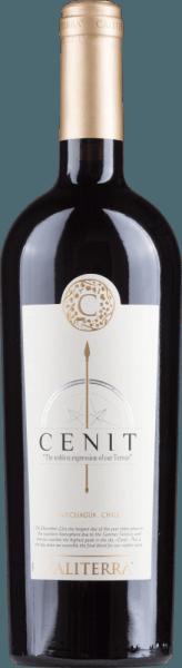 Cenit Cabernet Malbec Petit Verdot Carmenère Colchagua Valley DO 2015 - Caliterra