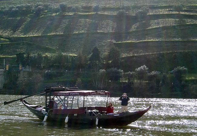Passeio Barco Quinta do Portal