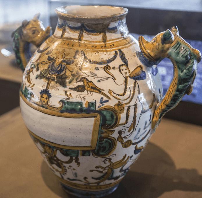 Antike Weinvase