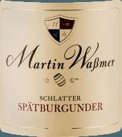 Preview: Schlatter Spätburgunder SW 2017 - Martin Waßmer