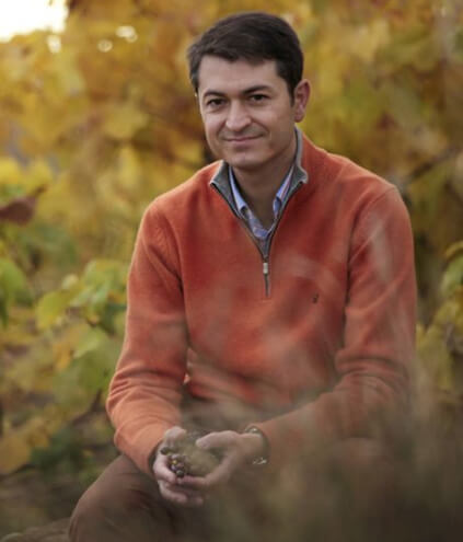Rafael Vivanco Saenz - der Winemaker von Dinastia Vivanco