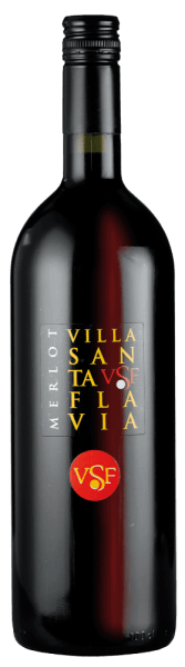 How to taste the Merlot Villa Santa Flavia from Sacchetto The Merlot Villa Santa Flavia by Sacchetto lights up in a bright red. Fine cherry aromas reveal in the nose. This taste stays permanently on the palate, where it shows full-bodied and uncomplicated.A charming, harmonious red. Food recommendation for the Merlot of Villa Santa Flavia A great accompaniment to a hearty Italian snack, with fresh mortadella, bacon and fresh cheese. Preferably a fresh tomato salad with tomatoes from your own garden. The everyday delights.