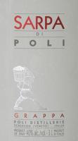 Preview: Sarpa di Poli Grappa 3,0 l Big Mama in GP - Jacopo Poli