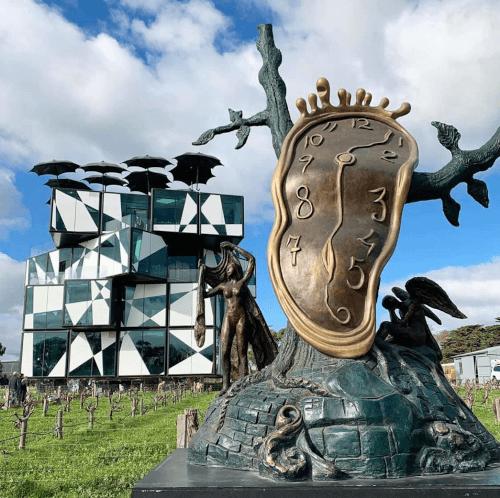 Der d'Arenberg Cube im McLaren Vale