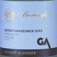 Preview: Marienglas Untertürkheimer Gips Riesling Großes Gewächs 2019 - Aldinger