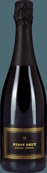 Pinot Brut 2 Sekt - Aldinger - Wöhrwag