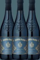 3er Vorteils-Weinpaket - Doppio Passo Primitivo 2020 - Carlo Botter