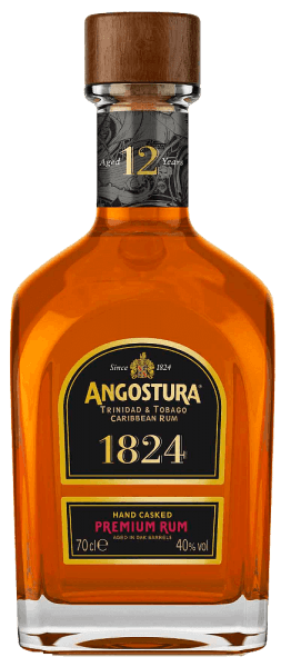 This amber rum is a composition of the best rum that matures for twelve years. Angostura 1824 12 Years old Rum by Angostura Rum shines with seductive aromas of herbs, spices, chocolate, fruits and honey, which are reflected in the sustainable finish. It is silky soft and due to its multiple awards a blend for discerning connoisseurs.