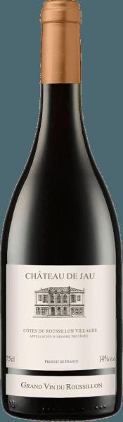 Rouge Côtes du Roussillon Villages 2018 - Château de Jau