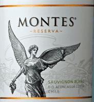 Preview: Sauvignon Blanc Reserva 2020 - Montes