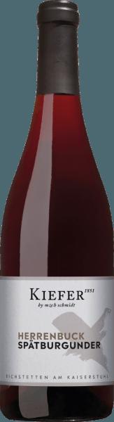 Herrenbuck Spätburgunder trocken - Weingut Kiefer