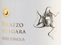 Preview: Nero d'Avola Terre Siciliane IGT 2019 - Palazzo Malgara