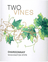 Preview: Two Vines Chardonnay unoaked 2018 - Columbia Crest