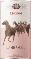 Preview: Lo Sbrancato Rosato Toscana IGT 2019 - il Poggione