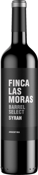 Barrel Select Syrah 2019 - Finca Las Moras