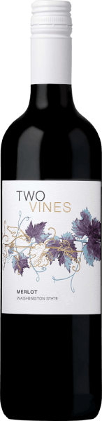 Two Vines Merlot 2017 - Columbia Crest
