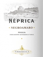 Preview: Neprica Negroamaro Puglia IGT 2019 - Tormaresca