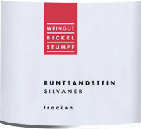 Preview: Silvaner Buntsandstein trocken 2020 - Bickel-Stumpf