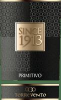 Preview: Since 1913 Primitivo Puglia IGT 2017 - Torrevento