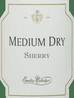 Preview: Medium Dry - Emilio Hidalgo