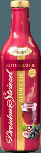 Dresdner Striezel Glühwein rote Traube - Lausitzer